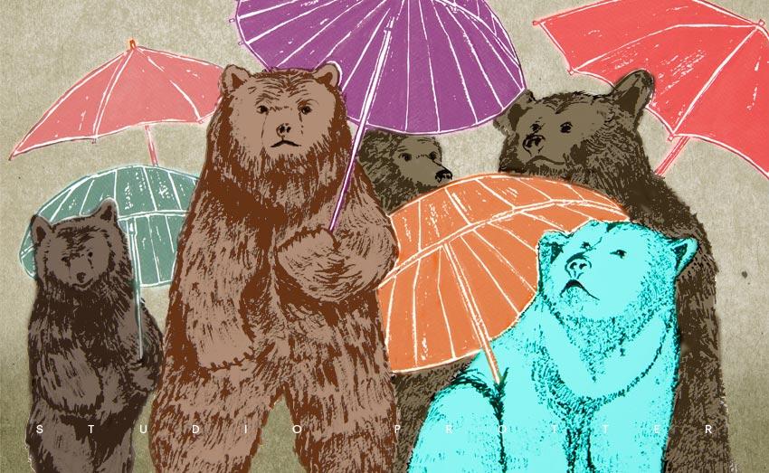 Week 13: The Umbrella Legion