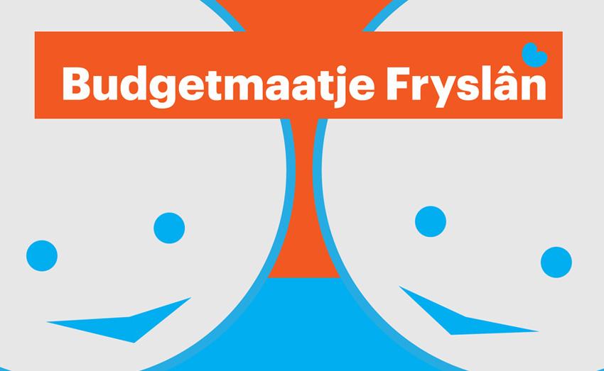 Budgetmaatje Fryslân: Flyer A5
